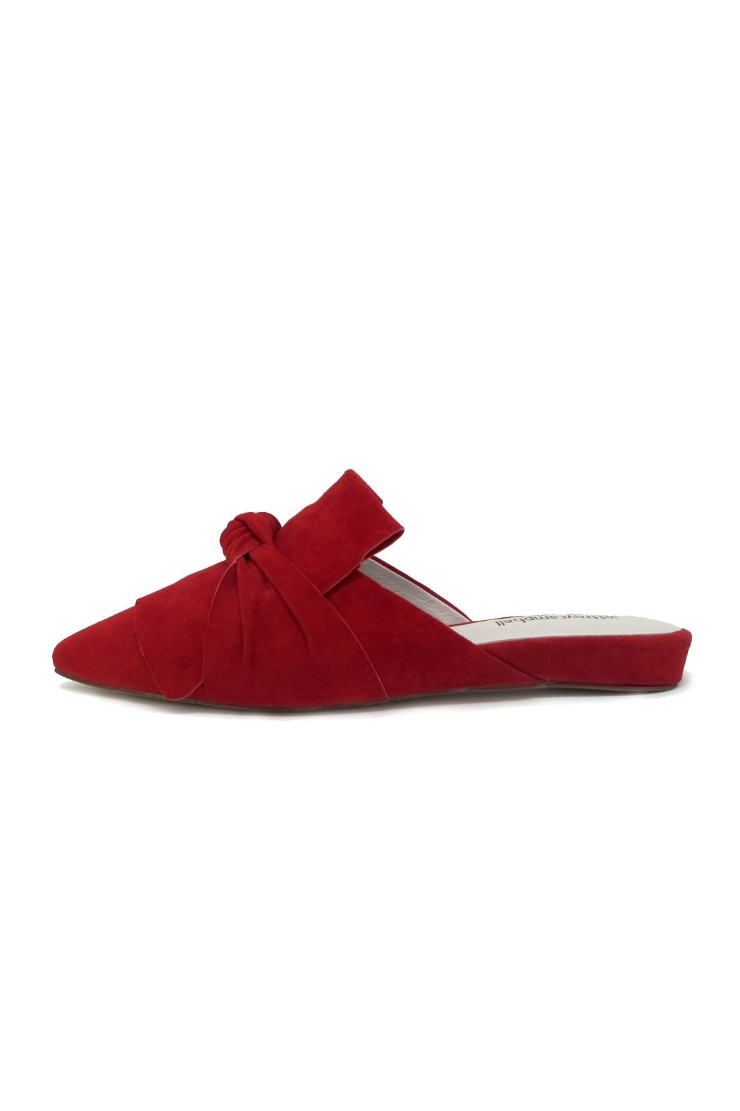 Jeffrey Campbell Dello Red Mule - Main Image