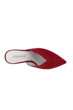 Jeffrey Campbell Red Slide Mule - Alternate List Image