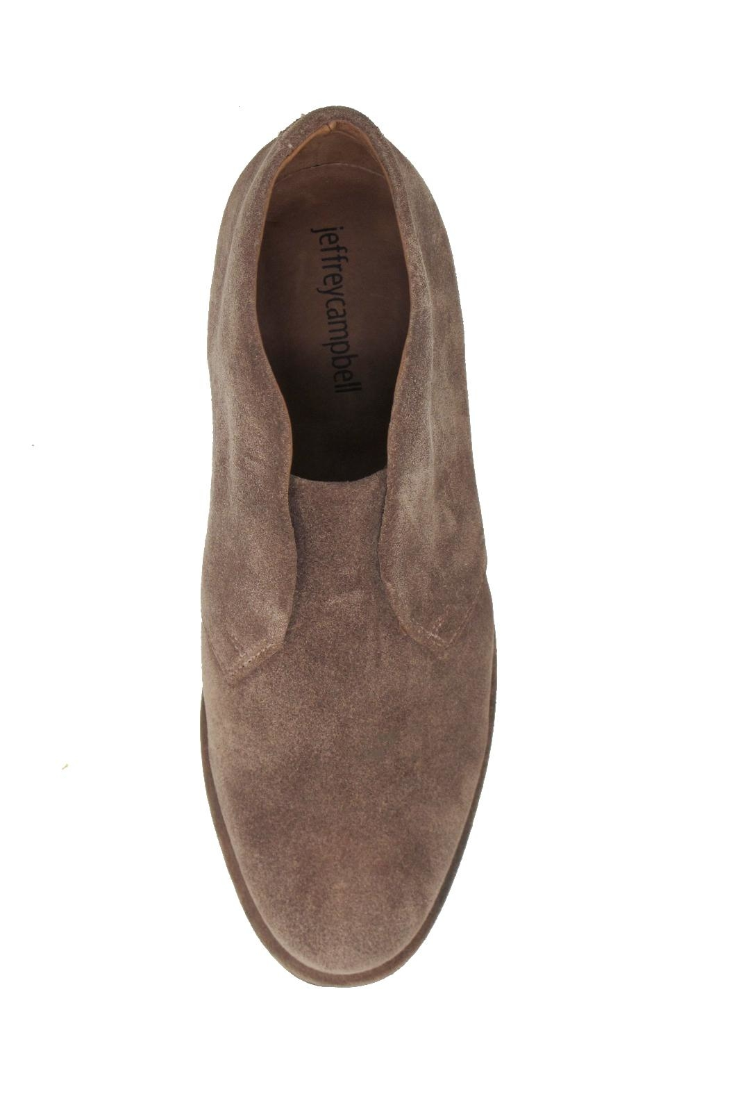Jeffrey Campbell Slip On Oxford - Side Cropped Image