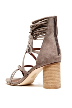Jeffrey Campbell Strappy Taupe Heel - Alternate List Image