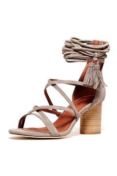 Jeffrey Campbell Strappy Taupe Heel - Product List Image