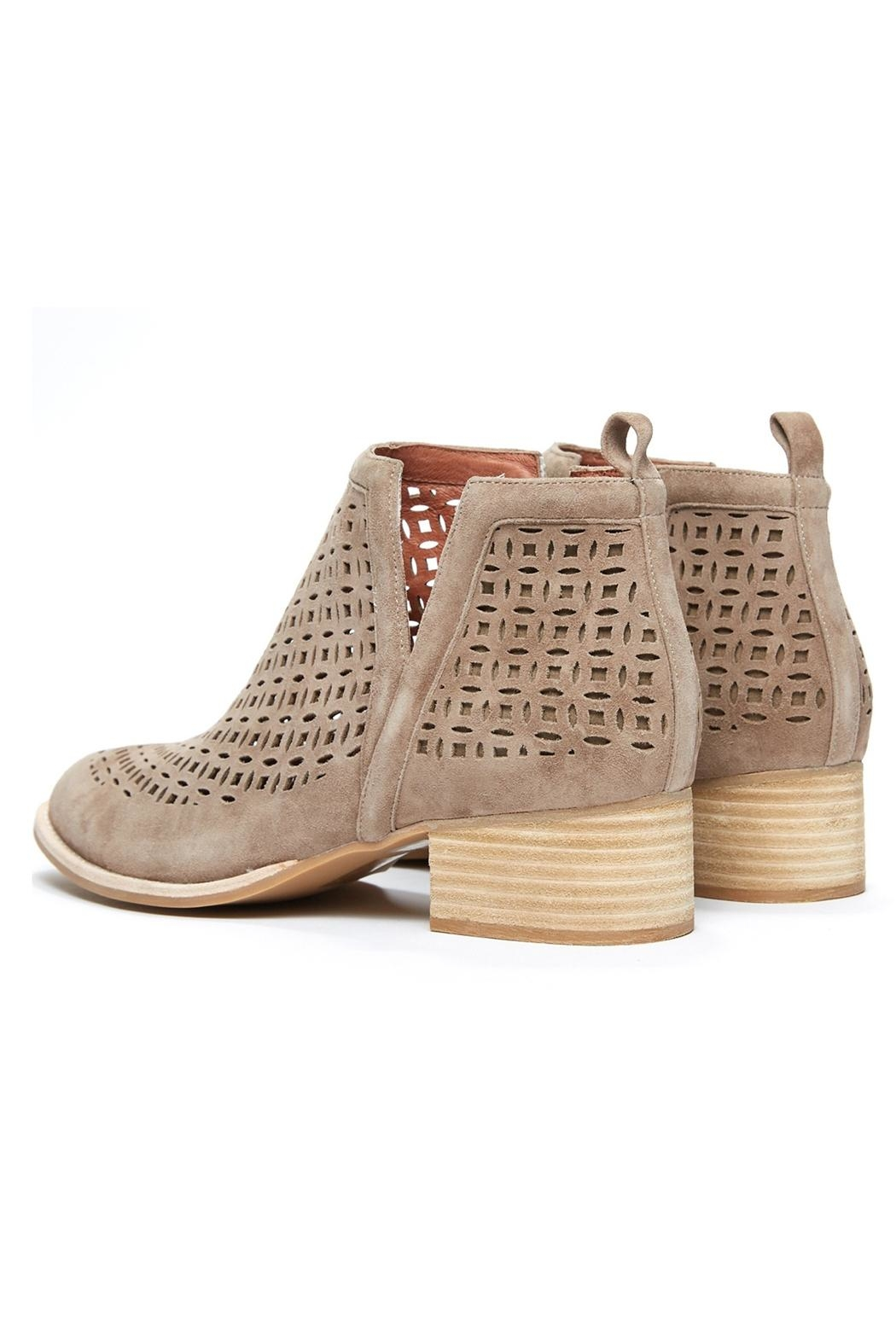 Jeffrey Campbell Tagaloni Perforated Bootite - Front Full Image