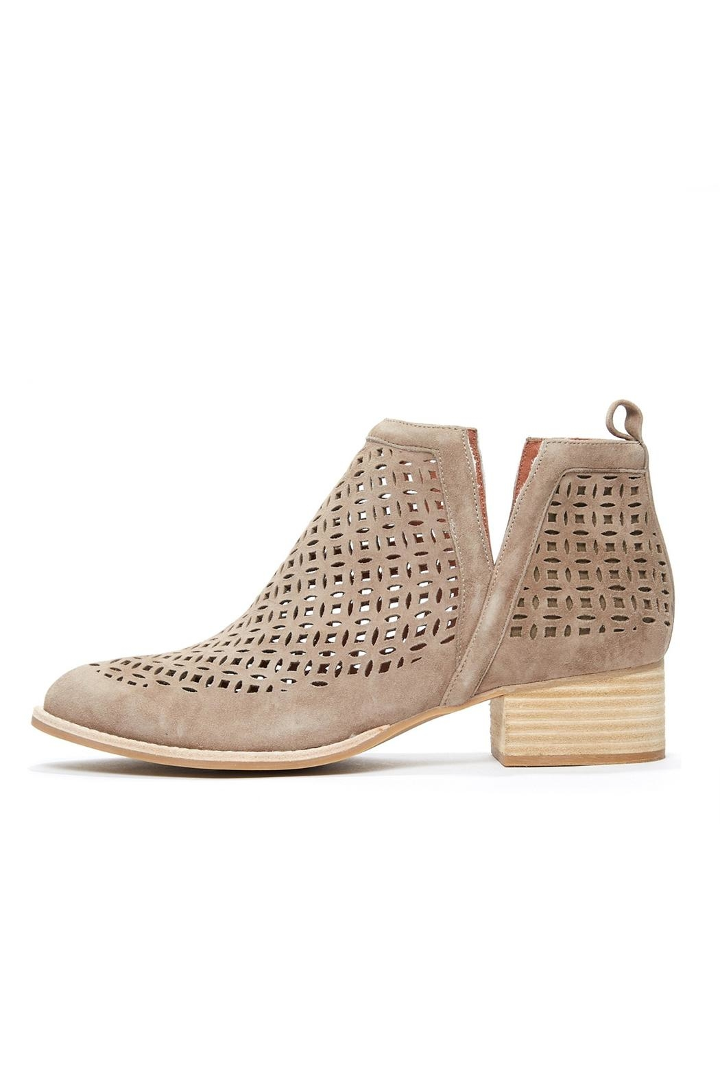Jeffrey Campbell Tagaloni Perforated Bootite - Main Image