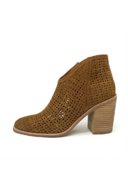 Jeffrey Campbell Tan Suede Heel - Product Mini Image