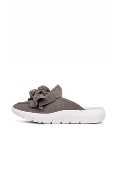 Jeffrey Campbell Taupe Sneaker Mule - Product List Image