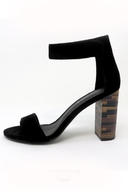 Jeffrey Campbell Wooden Heel Pump - Product Mini Image