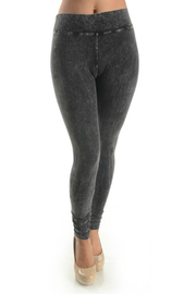T Party Jegging with Back Pocket - Product Mini Image