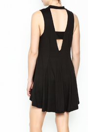 jella c Open Back Skater Dress - Back cropped