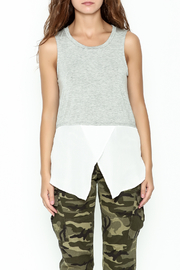 jella c Contrast Top - Front full body