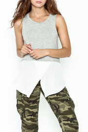 jella c Contrast Top - Product Mini Image