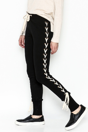 jella c Side Tie Pants - Product Mini Image