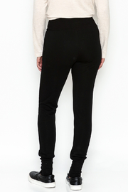 jella c Tie Front Pants - Back cropped