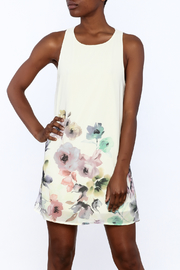 Shoptiques Product: Lovely Ivory Sleeveless Dress
