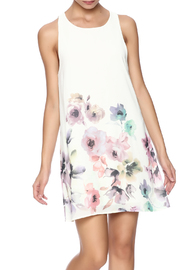 Jella Couture Floral Print Dress - Product Mini Image