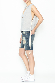 Jella Open Side Top - Side cropped