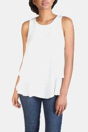 Jella Couture Layer Sleeveless Top - Product Mini Image