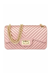 Isabella Chantel Jelly Shoulder Bag - Product Mini Image