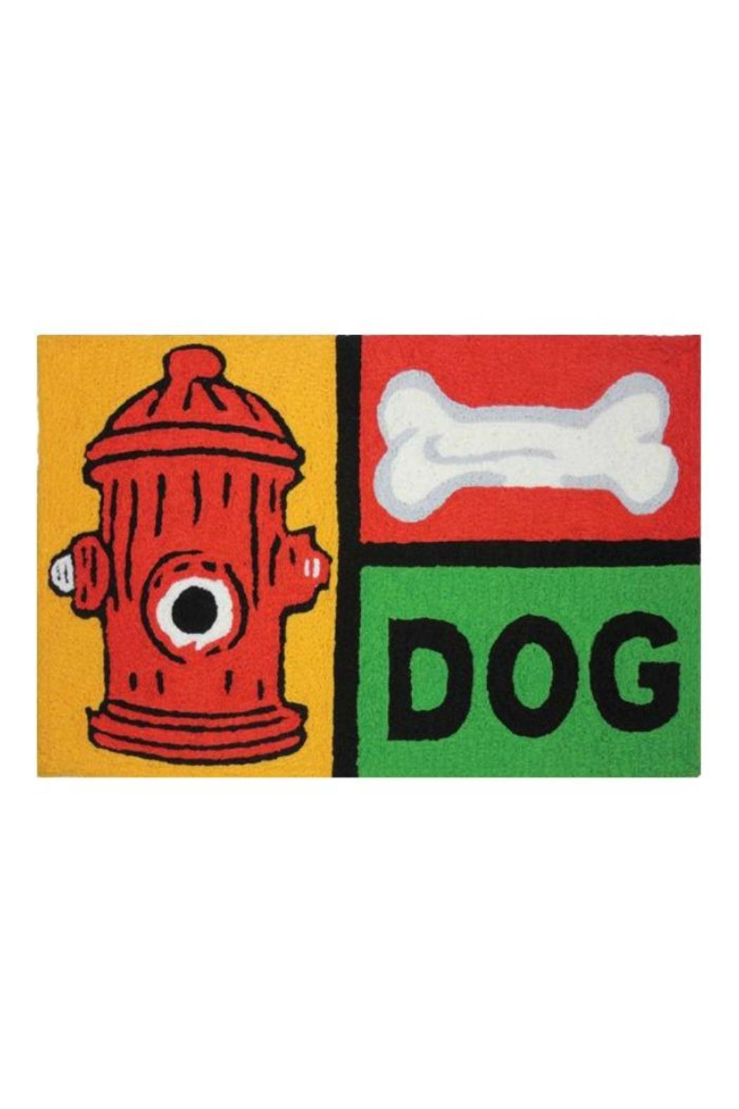 Jelly Bean Rugs Canine Cool Mat - Main Image