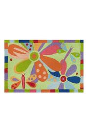 Jelly Bean Rugs Cellophane Garden Mat - Product Mini Image