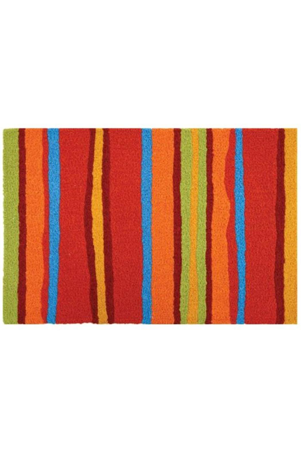 Jelly Bean Rugs Fiesta Floor Mat - Front Cropped Image