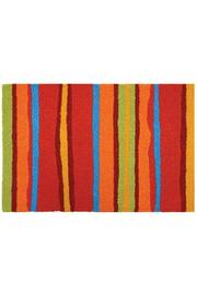 Jelly Bean Rugs Fiesta Floor Mat - Front cropped
