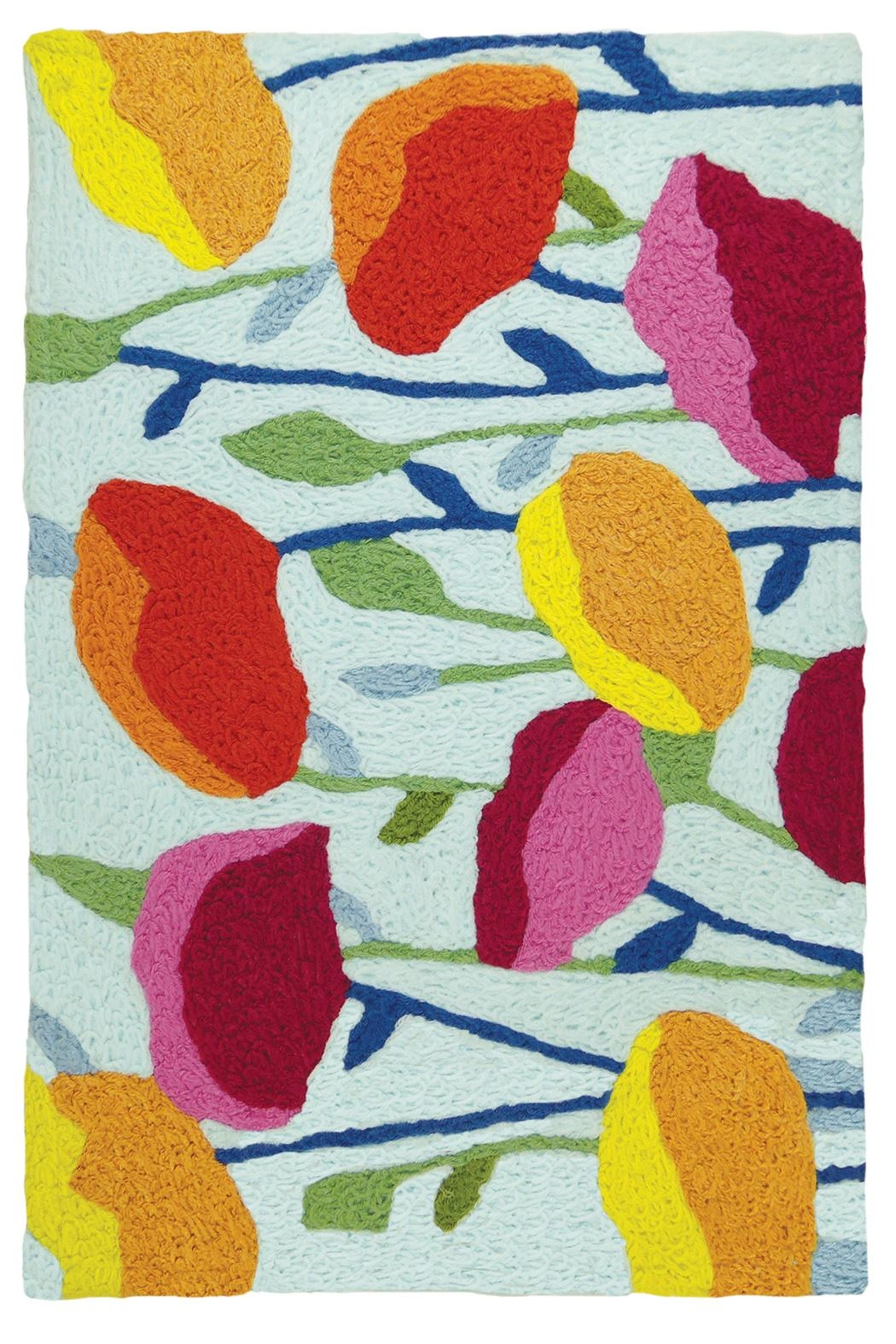 Jelly Bean Rugs Indoor Outdoor Rug - Front Cropped Image