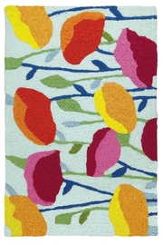 Jelly Bean Rugs Indoor Outdoor Rug - Front cropped