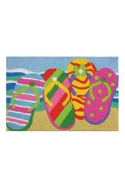 Jelly Bean Rugs Summer Flop Mat - Product Mini Image