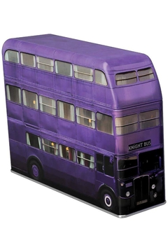 Shoptiques Product: Harry Potter Knight Bus Tin