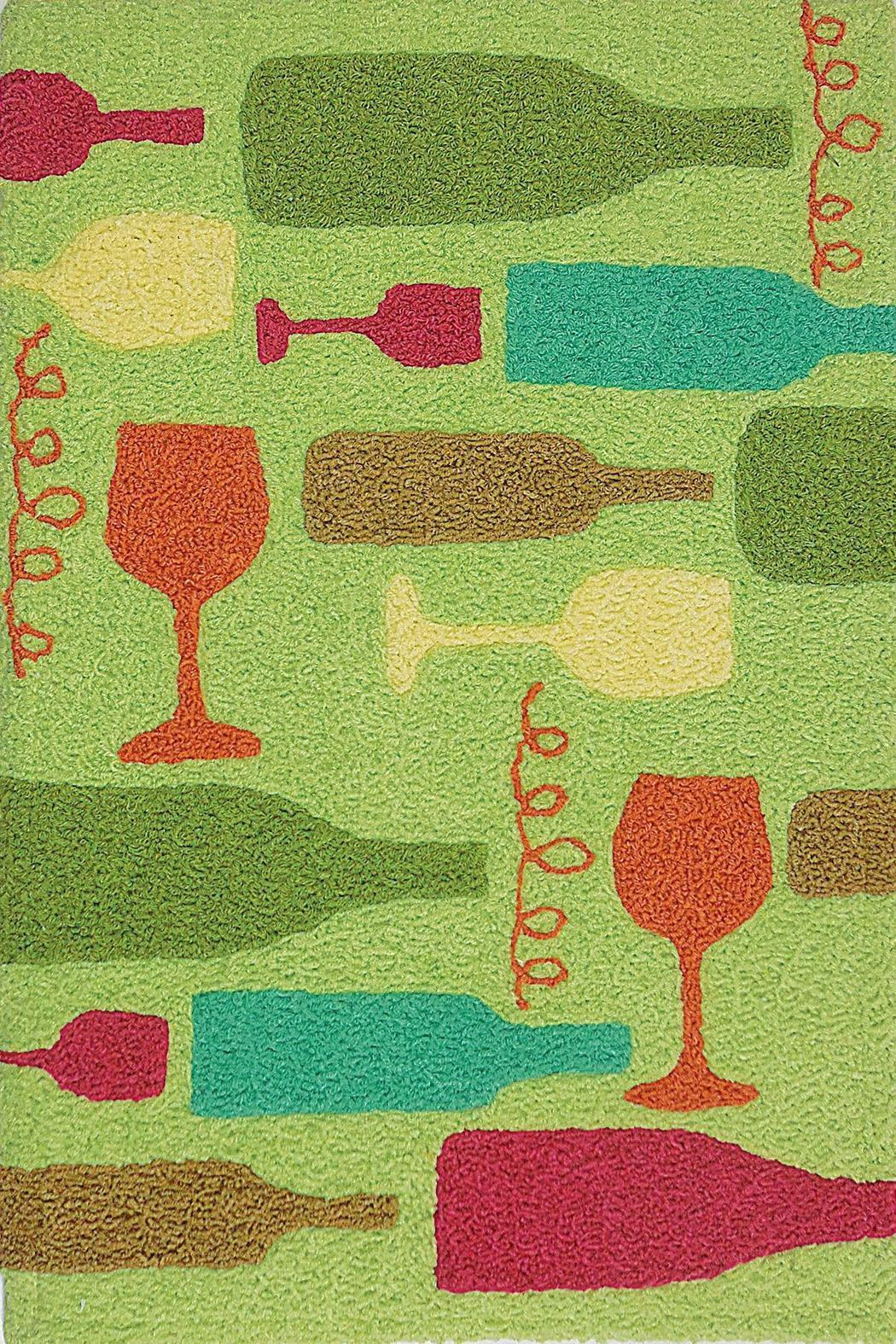 Jelly Bean Rugs Indoor Outdoor Rug - Main Image