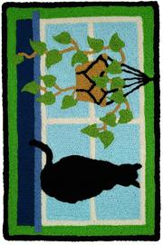 Jelly Bean Rugs Indoor Outdoor Rug - Product Mini Image