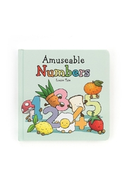 Jellycat Amuseable Numbers Book - Product Mini Image