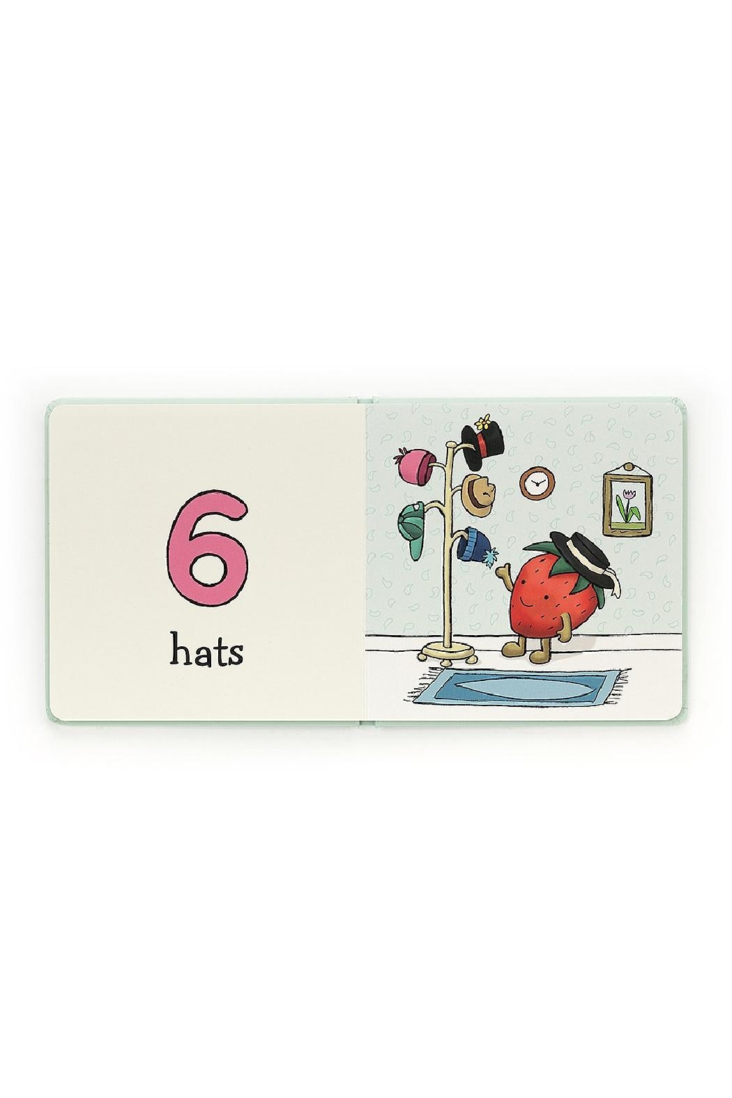 Jellycat Amuseable Numbers Book - Front Full Image