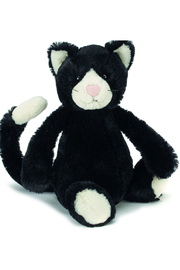 Jellycat  JellyCat Bashful Black & White Cat Small - Product Mini Image