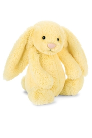 Jellycat Medium Lemon Bunny - Front cropped