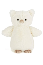 Jellycat Bashful Owl Toy - Product Mini Image