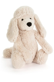 Jellycat Bashful Poodle Pup Toy - Product Mini Image