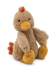 Jellycat Bashful Rooster - Product Mini Image