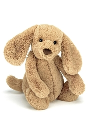 Jellycat Bashful Toffee Puppy Toy - Product Mini Image