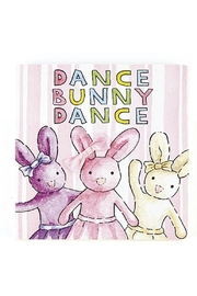 Jellycat Dance Bunny Book - Product Mini Image