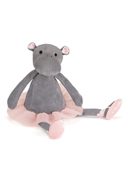 Jellycat Dancing Darcey Hippo Toy - Product Mini Image