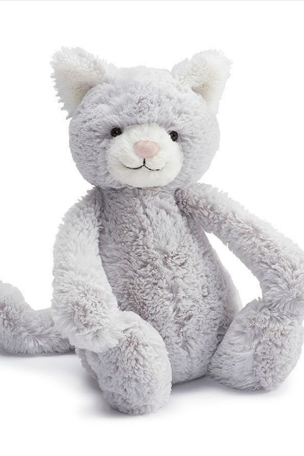Jellycat Bashful Kitty - Front Cropped Image