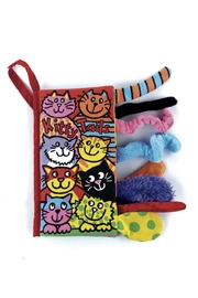 Jellycat Kitty Tails Book - Product Mini Image