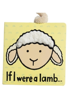 Shoptiques Product: Lamb Board Book