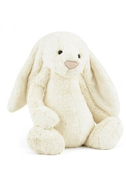 Jellycat Large Cream Bunny Toy - Product Mini Image
