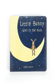 Jellycat Little Bunny Moon-Book - Product Mini Image
