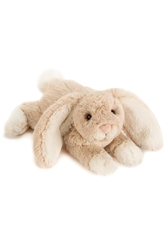 Shoptiques Product: Loppy Oatmeal Bunny Toy