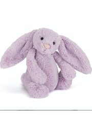 Jellycat Medium Lilac Bunny - Front cropped