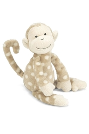 Jellycat Monty Monkey Rattle Toy - Product Mini Image