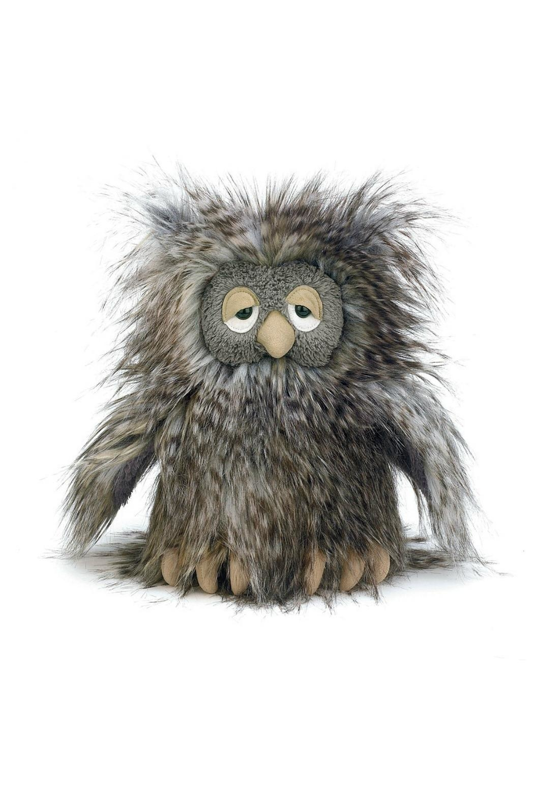 Jellycat Orlando Owl Toy - Front Cropped Image
